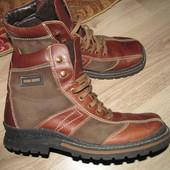 зимние ботинки на меху 43 р