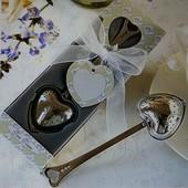 Ситечко для чая в виде сердечка, новое
