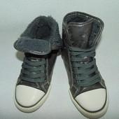 Кеды ,утепл. Alive 30р,по ст 19 см.Мега выбор обуви и одежды!