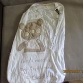 Спальный мешок с медведем!! Cherokee на кнопках до 12.5 кг
