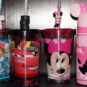 Детская посуда для холодных напитков Disney (от 3-х лет)