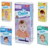 Подгузники Dada Comfort Fit extra soft Польша от 10шт 185грн дада фит экстра софт памперси