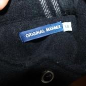 Стильное шерстяное пальто на мальчика Original Merines 6 лет
