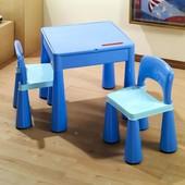 Реальная цена! Комплект детской мебели Tega Baby Mamut