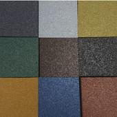 Резиновая плитка 500х500 мм,резиновая резиновое покрытие для дачи