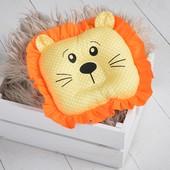 Детская подушка - игрушка для новорожденных