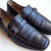 Кожаные туфли Manager, р. 43-44 – 29,5см.