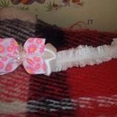 красивая повязочка для принцессы