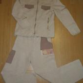 Дизайнерский мужской костюм  46р