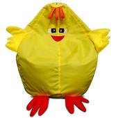 Детское кресло-мешок Цыпленок 100х75