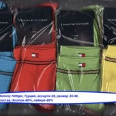 Носки женские Tommy Hilfiger 3 модели, средние, р. 35-40