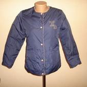 Демисезонная куртка пуховик SaoPaulo, двухсторонняя, размер S--М