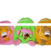 Рюкзак Собака разноцветные