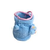 Сумка-торбочка Котенок голубой