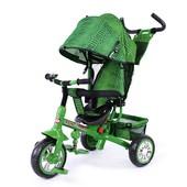 Велосипед трехколесный Zoo-Trike 0005 Green