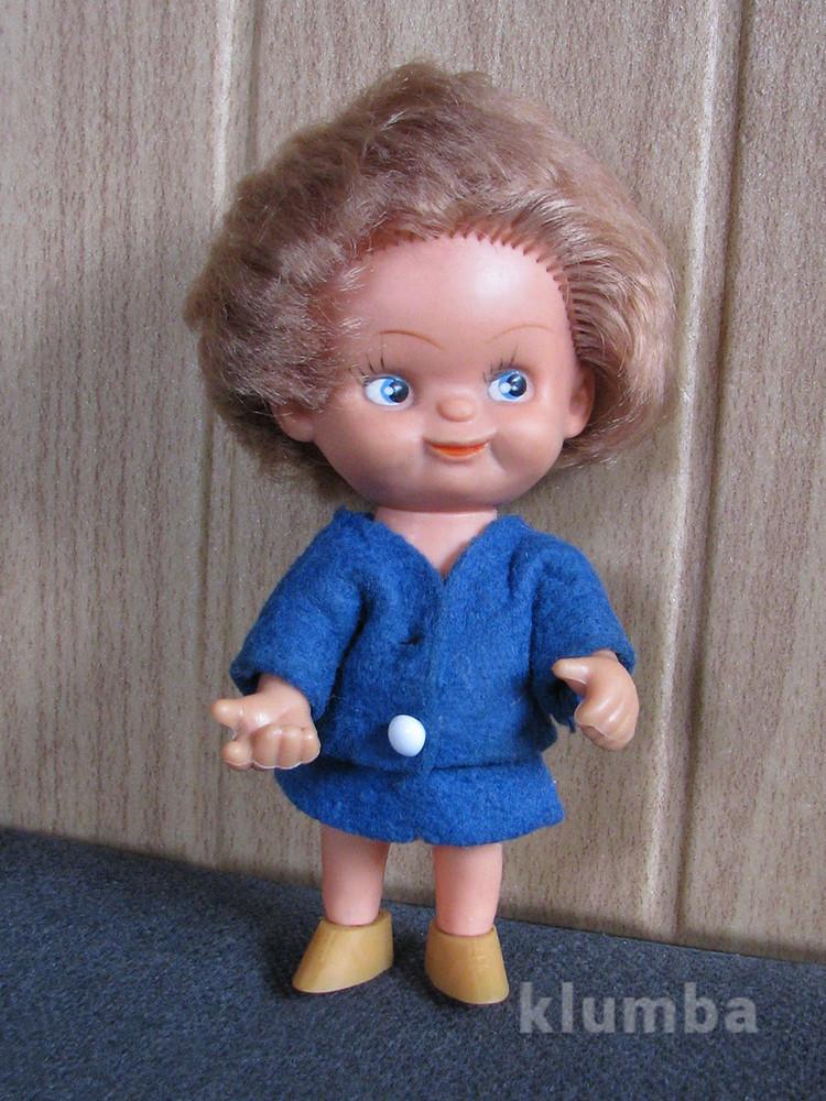 Кукла куколка гдр германия копытка фото №1