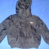 Деми-сезонная  куртка NEXT, для мальчика, на рост 110-116см.