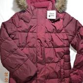 Теплая куртка для девочки от C&A Herethere