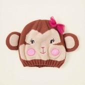 Шапочка Childrensplace обезьянка на 6-12мес