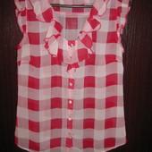 Распродажа!!!Летняя блуза,размер S.