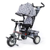 Велосипед Bt-Ct-0005 Tilly Zoo-Trike grey