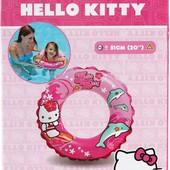 """Надувной круг Hello Kitty """"Intex"""""""