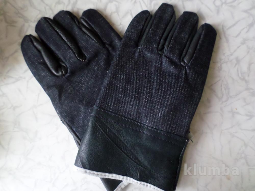 Мужские рабочие перчатки фото №1