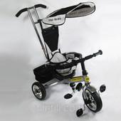 Велосипед трехколесный Tilly Combi Trike 0001 серебро
