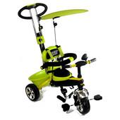 Детский трехколесный велосипед Tilly Combi Trike 0013 (лимонный)