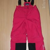 Комбинезон (штаны) на подтяжках. Размер 116см-122см.