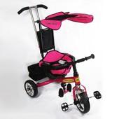 Велосипед трехколесный Bt-Ct-0001 Combi Trike