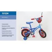 Велосипед 2-х колес 12'' 151224