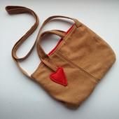 Детская сумочка Сердечко