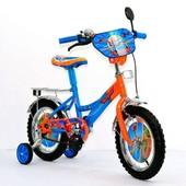 Велосипед 12 дюймов детский мульт 141202