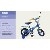 Велосипед 2-х колес 12 151207