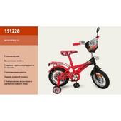 Велосипед 2-х колес 12'' 151220
