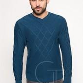 Шикарный мужской свитер 50-54р.