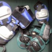 комплект для защиты коленок, локотков и ладоней
