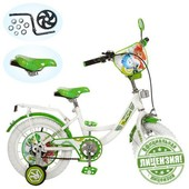 Велосипед детский 12д. Fx 0034 W Фиксики