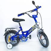 Детский велосипед 12 дюймов 101204