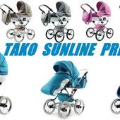 Детская коляска Tako Sunline Premium