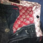 Оригинальные джинсы Ryutso edition 32
