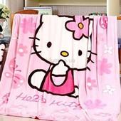 Плед одеяло покрывало в кроватку