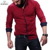 Стильная мужская рубашка, Турция!
