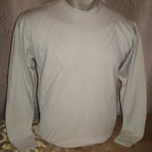 Однотонный свитер 46-48 размера