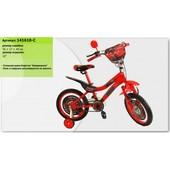 Детский велосипед 16 дюймов 141610-C