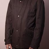 Демисезонная коричневая куртка Gerry Weber(Германия), р.L