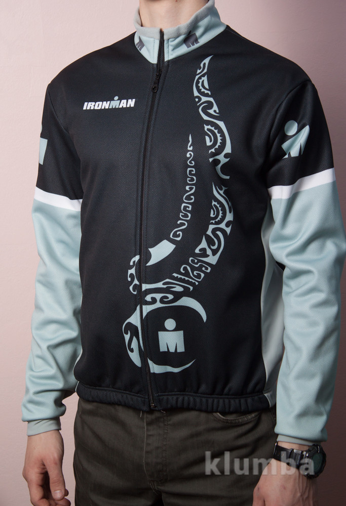 Велокуртка ironman(spain), новая, р.м фото №1