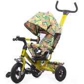 Тилли Трайк Лабиринт T-351-3 детский трехколесный велосипед Tilly