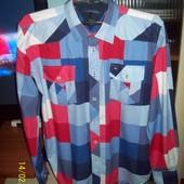 Рубашка Tommy Hilfiger оригинал размер L